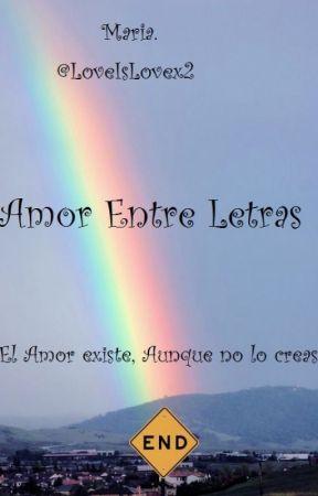 Amor entre Letras. by LoveIsLovex2
