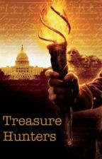 Treasure Hunters: A National Treasure Fanfiction by LAC1940