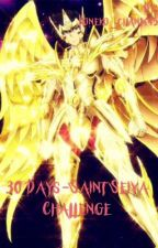 30 Days-Saint Seiya Challenge by Koneko_chan1445