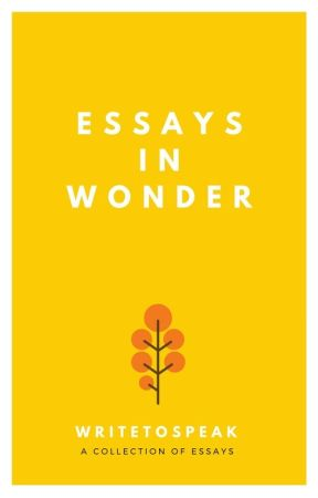 Essays in Wonder by writetospeak