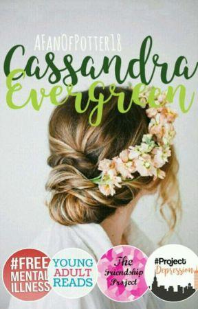 Cassandra Evergreen by AFanOfPotter18
