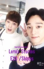 Love's Stories EXO / Shipps by VeroDreamExo