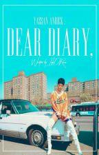 Dear Diary,  by InkD_Roses