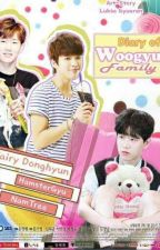 Diary of Woogyu Family by Pudding_LGK