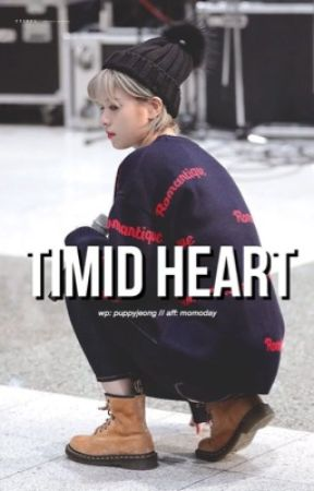timid heart ↠ twice 2yeon by puppyjeong