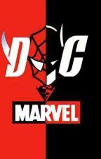 One Shots de Marvel y DC  #DCHeroesAwards by Spider-man1999