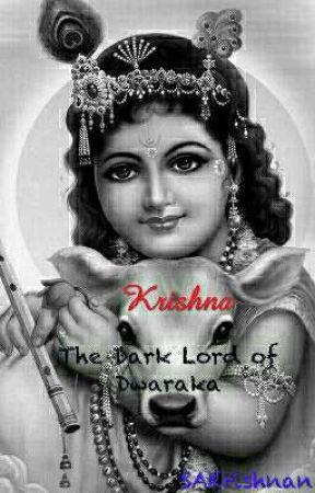 Krishna - The Dark Lord of Dwaraka by SAKrishnan