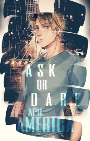 Ask or Dare | • The United States of America • | APH by ThisMustBeDestiny