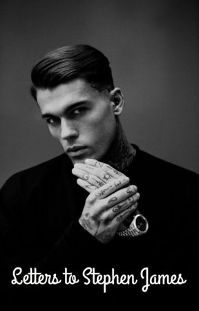 Letters to Stephen James by TiaraGuzman