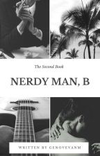 Nerdy Man, B. by cicinyachenle