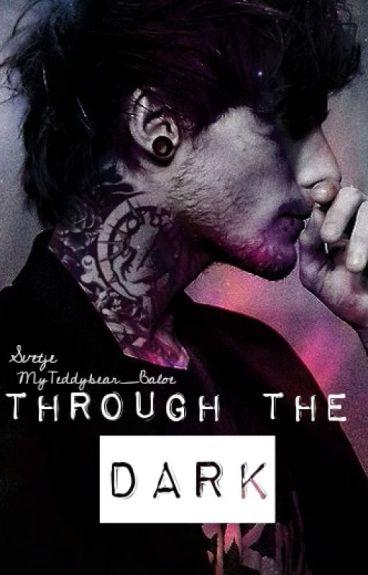 Through the dark (punk Louis Tomlinson)