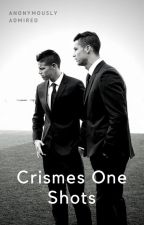 Crismes One Shots - Cristiano Ronaldo/James Rodriguez by AnonymouslyAdmired