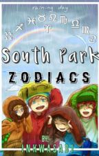 South Park Zodiacs by InkWasabi