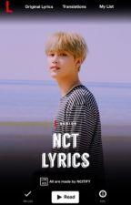 NCT LYRICS ᴮ¹ by NCITIFY