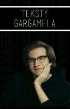 Teksty Gargamela by twentyooonepilots