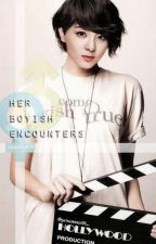 [Longfic - Translate][Daragon] Her Boyish Encounters - hagocimit by mynelss