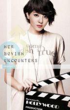 [Longfic - Translate][Daragon] Her Boyish Encounters - hagocimit by mynelss