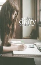 Dear Diary by Deceptions