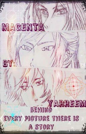 Magenta (art book) by Yarreem
