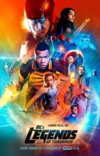 Legends of Tomorrow (Rp)  by -NoShi