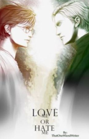 Love or Hate me   Drarry Fanfic - Year One Chapter Three