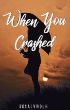 When You Crashed (Book 2 of When You Fall) by rosalynduh