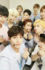 Vacation with Up10tion  by panda_blossom