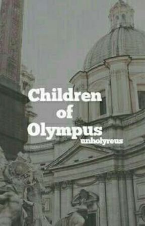 Children of Olympus | Interactive by unholyreus
