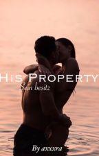 His Property  by axxxra