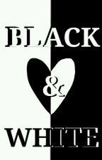 BLACK & WHITE by AmeliaSarii2