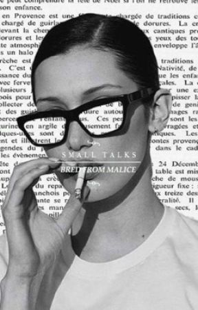 small talks ► poetry  by reguIusblack