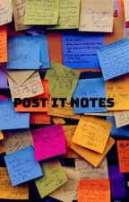 post it notes // miscellaneous by -deanlosechester