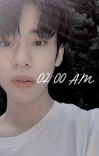 02:00AM | donghyun. by gatginet