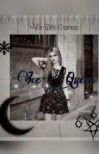 Ice queen (Elijah Mikaelson) by _N_I_G_H_T_M_A_R_E_S