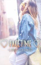 facetime ✗ dean ambrose  by -lunaticfringe