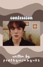 confession » minhyuk ✔ [edited] by peachyminhyuks