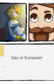 Yogscast gay or European by Lovestheyogscast4eve