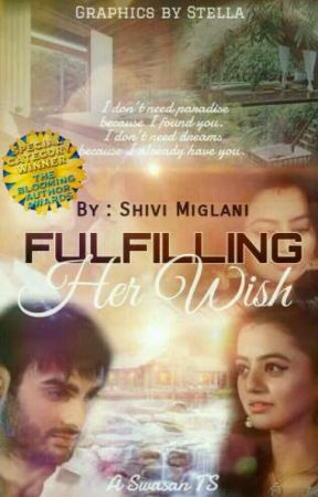 Fulfilling Her Wish by angelshiva