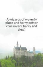 A wizards of waverly place and harry potter crossover ( harry and alex ) by 181002sa