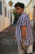 Call Me Back by queangel