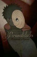 Personalidades ➳ Uchiha Obito by KawaiiAinoa