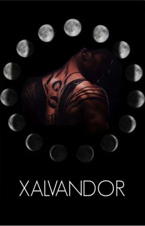 XALVANDOR  by VAMP1R1NA