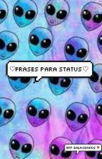 ♡Frases Para Status♡ by Panda_cornio17