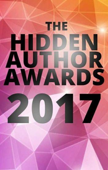 The 2017 Hidden Author Awards