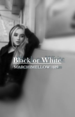 Black Or White by Marchimellow1889
