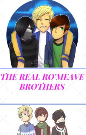 The Real Ro'Meave Brothers by Mogs_Has_No_Soul