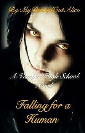 Falling for a Human ( A Gerard Way Vampire Novel ) by MyPunkedOutAlice