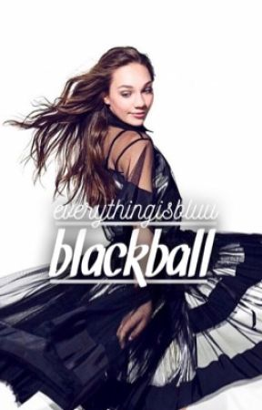blackball   a dance roleplay by -bluu-