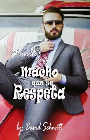 Manual de un macho que se respeta  by David Schmitt © by R1Aguirre