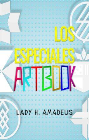 Los Especiales: ARTBOOK by Lady_Helena_Amadeus
